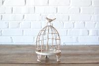 Shabby Chic Birdcage - Small