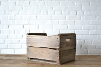 Wooden Crate #3