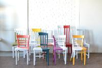 Asymmetrical Chairs