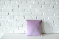 Pillow - Square Lavender Ombre