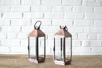 Classic Copper Lantern