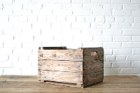 Wooden Crate #2
