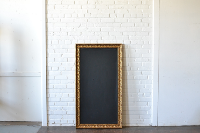 Frame #21 with Chalkboard