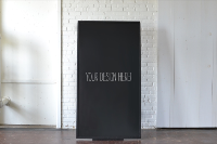 Large Chalkboard Panel with Stand