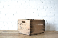 Wooden Crate #6