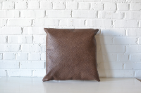 Pillow - Leather Square