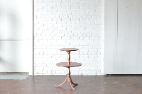 Rose Gold Tiered Table