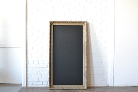Frame #7 with Chalkboard