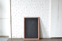 Frame #15 with Chalkboard