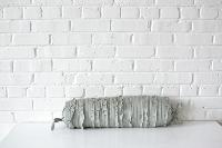 Pillow - Gray Bolster