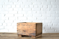 Wooden Crate #5