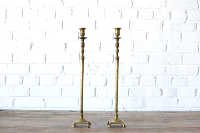 Tall Brass Candlestick