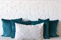 Collection of Pillows - Bold