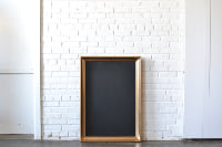Frame #G9 with Chalkboard