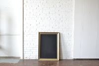Frame #18 with Chalkboard