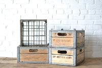 Hy-Crest Crate