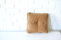 Pillow - Gold Square