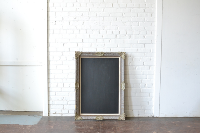 Frame #11 with Chalkboard