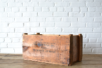 Wooden Crate #7 (Stanley Hardware)