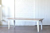 Heritage Farm Table - Straight Leg