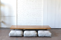 Flippin Table & Floor Cushions