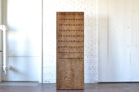 Wooden Pegboard