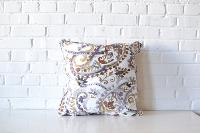 Pillow - Paisley Watercolor