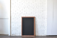 Frame #C6 with Chalkboard