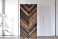 Chevron Wooden Backdrop