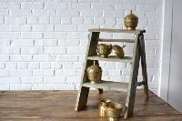 Small Brass Urn