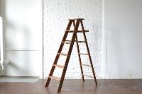 6' Wooden Ladder