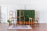 Panel Seating - Barstools