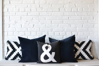 Collection of Pillows - Graphic