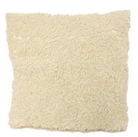 Cream Ribbon Pillow