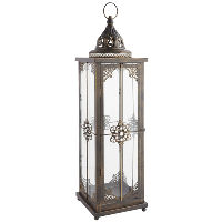 Tall Jeweled Lantern