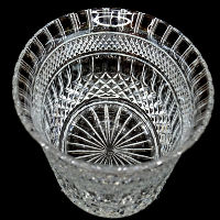 Crystal Champagne or Ice Bucket