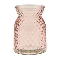 Pink Cinch Vase