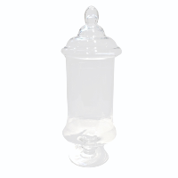 Candy Station Collection - Extra Tall Candy Jar with Lid