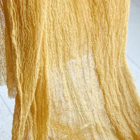 Mustard Cheesecloth Table Runners - 16'