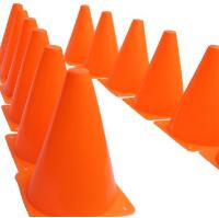 Small Orange Cones