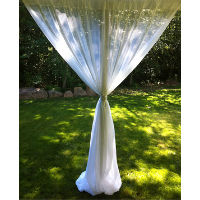 Leg Curtains For Outdoor Tents- Decorating Service