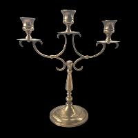 Brass Candleabra #630