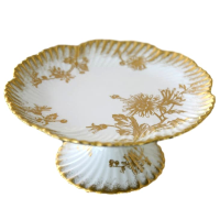 Birkly Gold Small Cake Stand