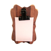 Mini Wood Sign Stands