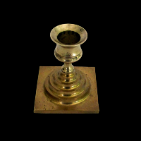 Brass Candlesticks #334