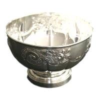 Silver Compote Bowl