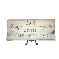 Dessert Table Sign