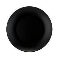 Matte Black Stoneware 8.5