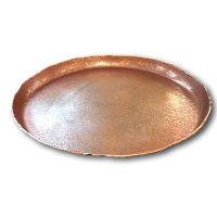 Rose Gold Metal Tray