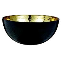 Glam Black Serving Bowls